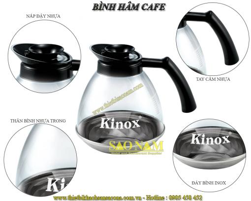 Bình Hâm Trà Café
