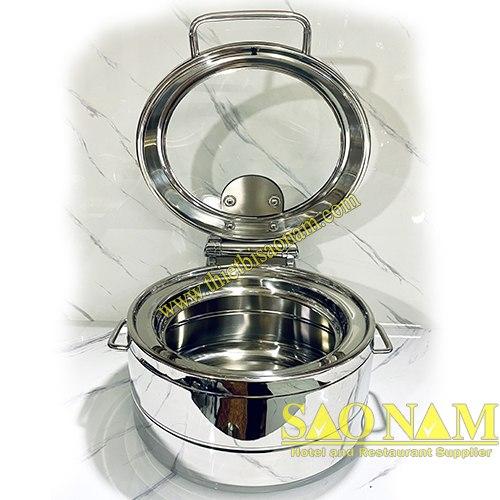 Nồi Hâm Cháo - Soup Tròn Cao SN#520027