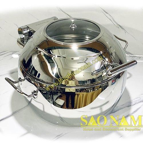 nồi hâm cháo - soup tròn SN#520059 1