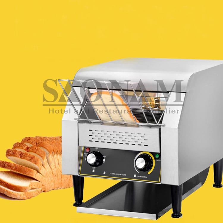 Máy Nướng Bánh Mỳ Băng Chuyền SN#520732