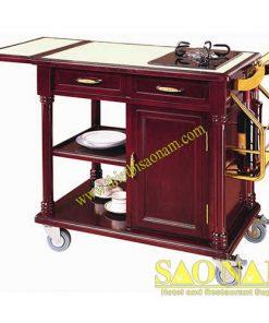 Xe Một Bếp SN#520094