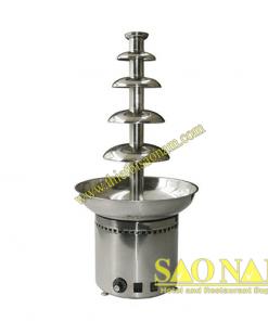 Tháp Phun Chocolate 5 Tầng SN#520203