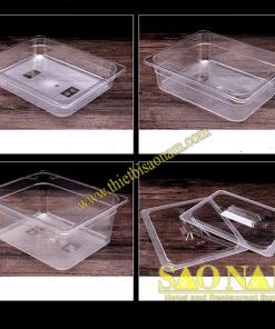 Khay Nhựa Gn 1/2 SN#520271