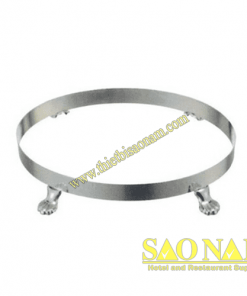 Đế Khay Inox Hình Oval SN#520410