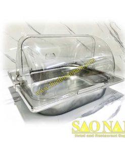 Bộ Khay Trưng Bày Inox 1/2 SN#520456