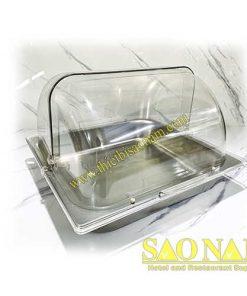 Bộ Khay Trưng Bày Inox 2/3 SN#520458