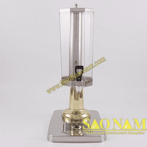 Bình Đựng Nước Trái Cây 1 Ngăn ( hình bát giác ) SN#520712