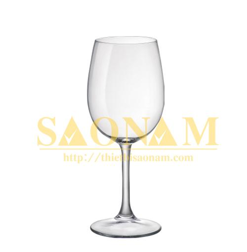 New Sara Ly Rượu Thuỷ Tinh Burgundy 136210