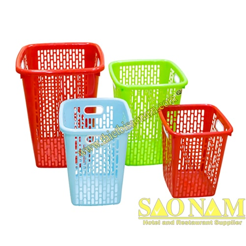 Sọt Nhựa Vuông SN#620209
