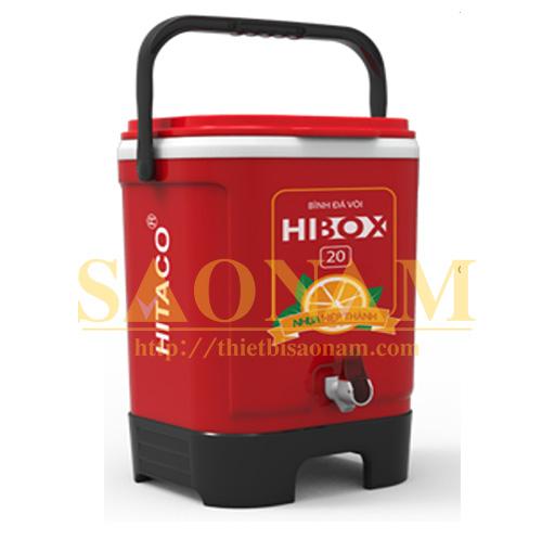 Thùng Đá Hibox 20 Có Vòi SN#620547