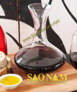 Premium Bình Rót Rượu Thuỷ Tinh 170450