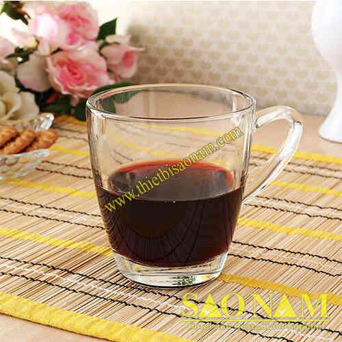 Ly Thủy Tinh Kenya Espresso Cup P01642
