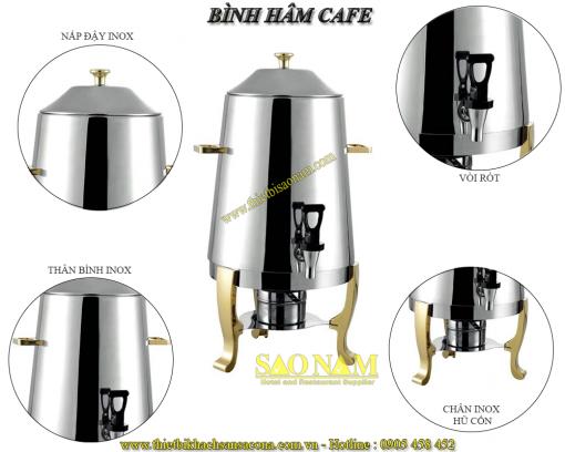 Bình Hâm Trà Cafe