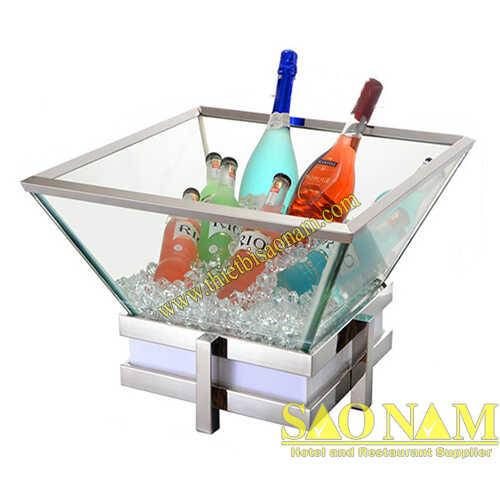 Bể Gương Trưng Bày Buffet SN#520476