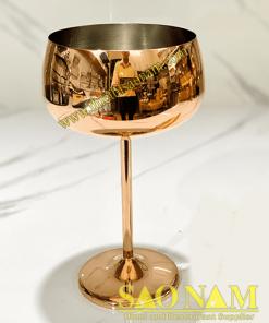 Ly Champagne Màu Đồng SN#528328