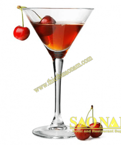 Ly Rượu Có Chân Thủy Tinh Cocktail 50056