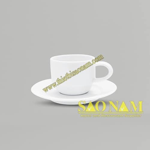 Tách Cafe + Dĩa Lót C101/S101-C103/S103