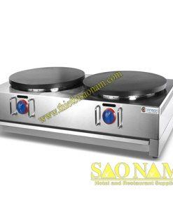 Máy Làm Bánh Crepe Dùng Gas SN#525616