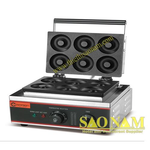 Máy Làm Bánh Donut Dùng Điện SN#525621