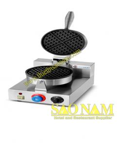 Máy Làm Bánh Waffle Đơn Dùng Điện SN#525624
