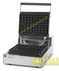 Máy Làm Bánh Waffle 4 Ngăn Dùng Điện SN#525631