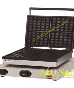 Máy Làm Bánh Waffle 4 Ngăn Dùng Điện SN#525632