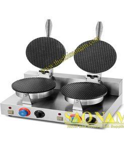 Máy Làm Bánh Ốc Quế Đôi Dùng Điện SN#525638