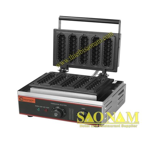 Máy Làm Bánh Waffle Stick Dùng Điện SN#525642