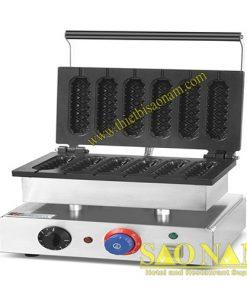 Máy Làm Bánh Waffle Stick Dùng Điện SN#525643