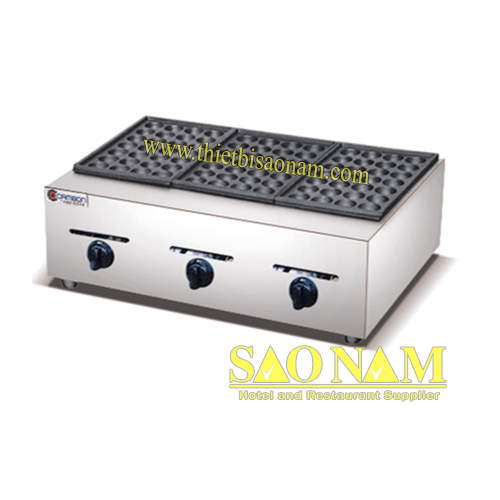 Máy Làm Bánh Takoyaki Dùng Gas SN#525658