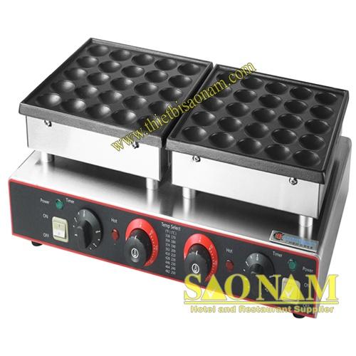 Máy Làm Bánh Takoyaki Dùng Điện SN#525662