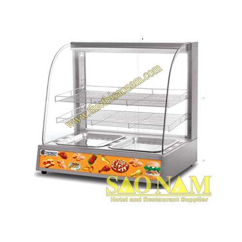 Tủ Trưng Bày Bánh Nóng Dùng Điện SN#525686
