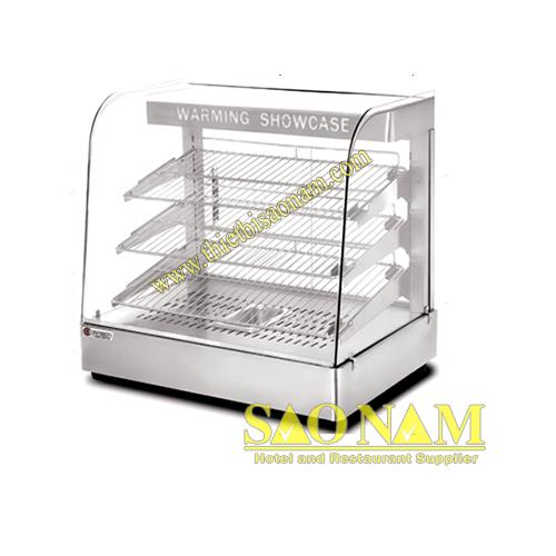 Tủ Trưng Bày Bánh Nóng Dùng Điện SN#525687-688