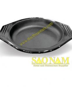 Dĩa Bò Bít Tết Nhám SN#PV092-8.5