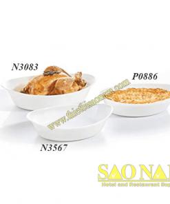 Khay Nướng Tt Luminarc Smart Cuisine Oval