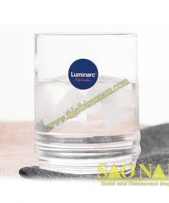 Ly Thấp Thủy Tinh Luminarc Bamboo P5252