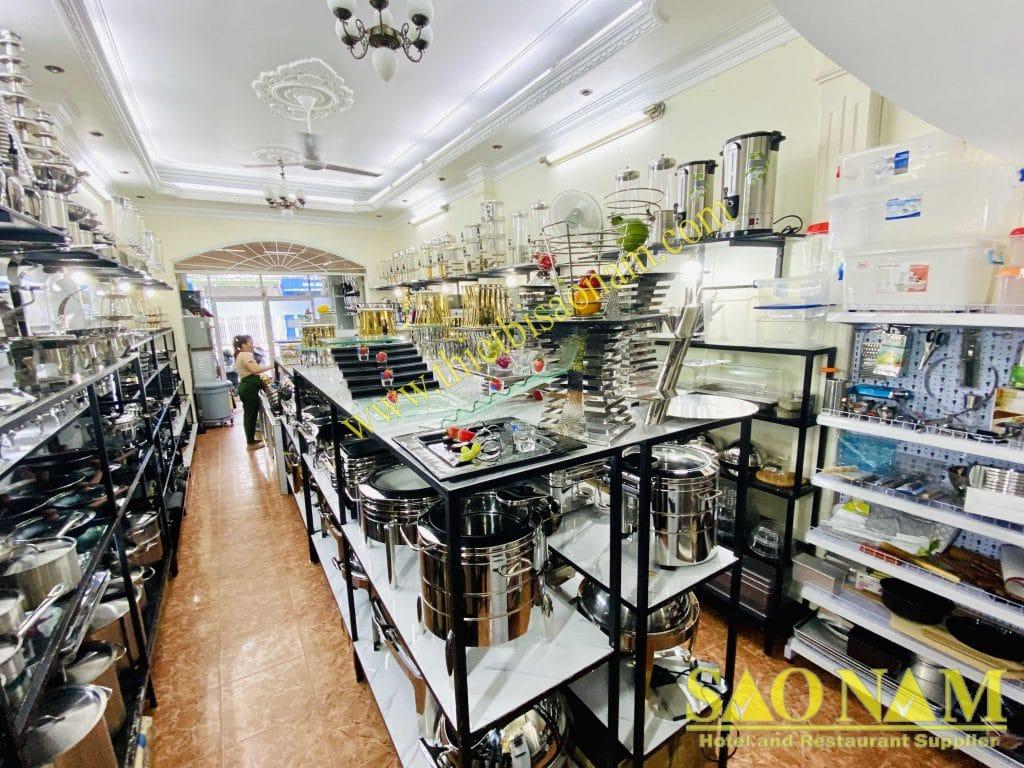 Showroom Sao Nam - Thiét Bị Nhà Hàng
