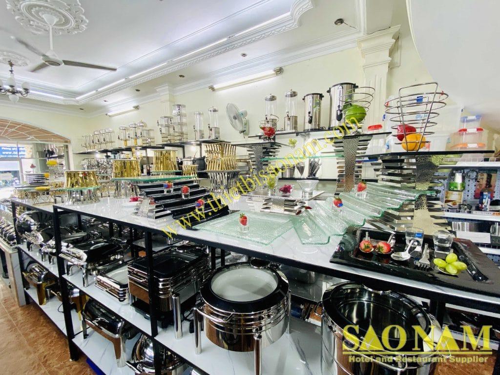 Showroom Sao Nam - Thiết Bị Nhà Hàng