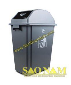 Thùng Rác Nhựa Bập Bênh SN#522841