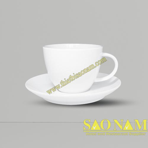 Tách Café + Dĩa Lót C042/S033