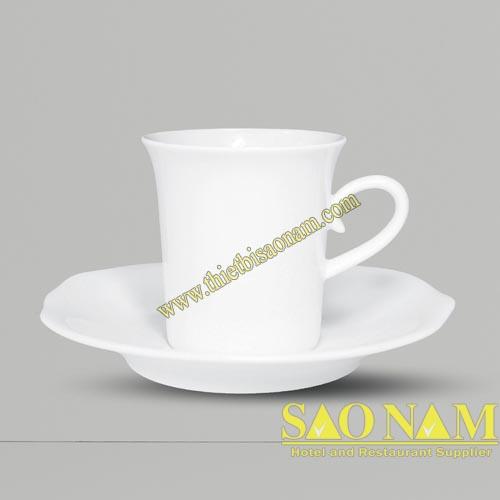 Tách Café + Dĩa Lót C133/S133-C134/S134