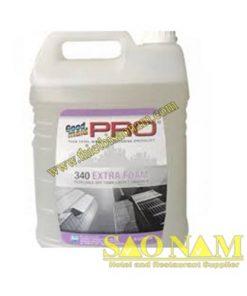 Hóa Chất Giặt Thảm Shampoo 5L G 340