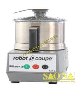 Robot Couple Blixer 2