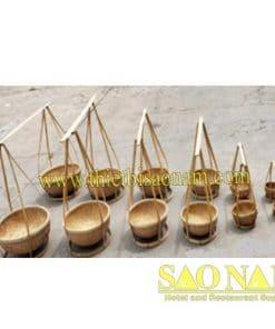 Bộ Quang Gánh Tre Trang Trí SN#530090
